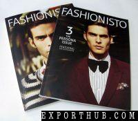 Fashional Magazine Printing Low