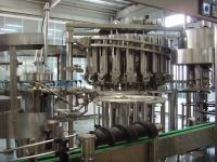 Automatic PET BottleGlass bottle cookingedible oil filling capping Machine