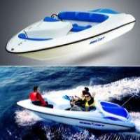 FRP Speed Boats