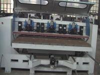 CNC多轴钻孔机制作隔音板孔