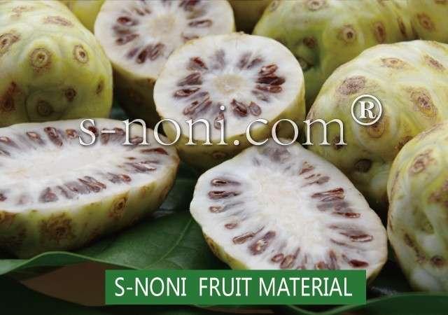 S-NONI NONI FRUIT MATERIAL
