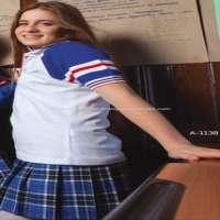学校Polo衫