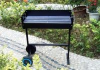 Charcoal Barbecue Grill Heatresistant Paint of Iron
