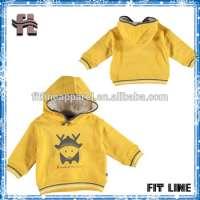 Hooded Kids Wear