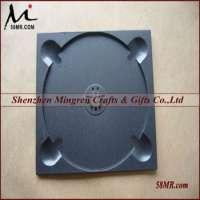 14MM Black Single Plastic PS CD DVD COVER