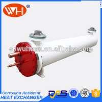 High Heat Transfer Tube Bundle Heat Steam Water Heat High Pressure Heat