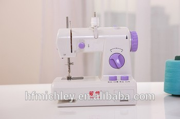 Compact Mini2 speed electric sewing machine table stand FHSM208 reverse sewing