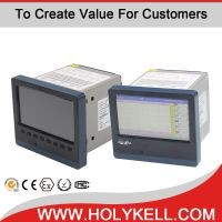 馈电输出DC24V数据记录器0~18通道报警输出记录器