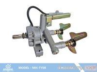 Double Nozzle 0 Degree Gas Burner valve