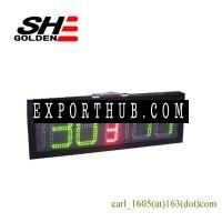 Mini Multi Purpose Portable Wireless Console Sports Game Scores Basketball Electronic Scoreboardled Digital Electronic Scoreboard