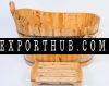 Bathroom mats wooden bathtub solid cedar tub