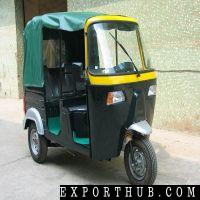 3轮自动人力车