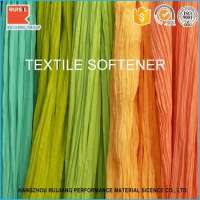 Improve Elasticity And Elastic Recovery Textile Softener
