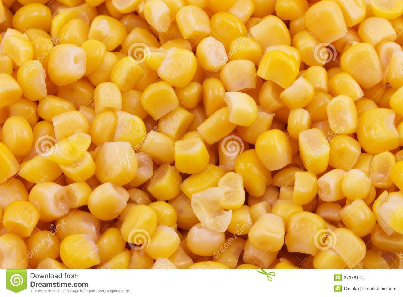Quality Canned Sweet Corn