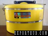 Stainless Steel Vacuum Lunch BoxTable WareKitchen Ware