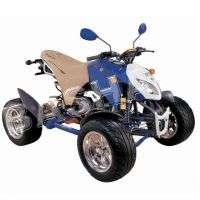 沙滩车摩托车