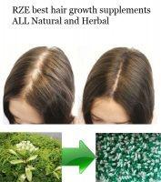 Natural Effective Hair Growth Vitamins Supplements