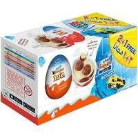 Kinder Joy Chocolate