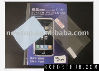 Mobile Phone AccessoriesPETLCDClear Screen Protector