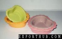 Heart Shape Baking Dish Bowl