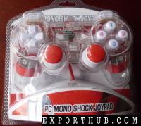 Wired PCUSB Gamepad Video Game Controller