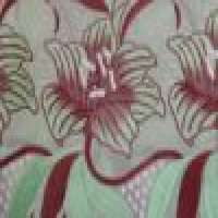 Hand Cut 2x1002 Gassed Cotton Voile Lace