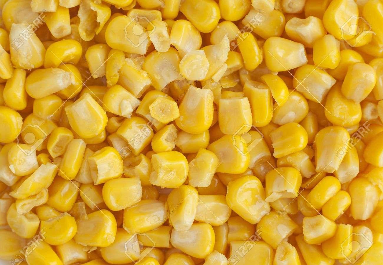Juicy Canned Sweet Corn
