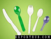 一次性塑料餐具