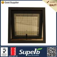 Aluminum Profile 6063 Alloy Extrusion Casement Windows