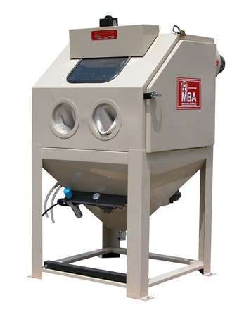 Wet Sand Blasting Machine