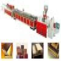 Wood Plastic Composite Sheet Extrusion Line