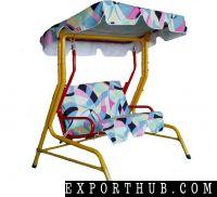 Outdoor Children Swing Chair Canopy