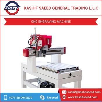 CE Certified CNC Engraving Machine