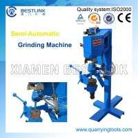 Bestlink SemiAutomatic Sharpen Button Bits Diamond Grinding Machine