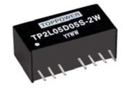 2W 1.5KVDC、3KVDC Isolated Wide Input Single And Dual Output DC/DC Converters