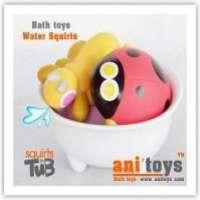 婴儿洗澡玩具