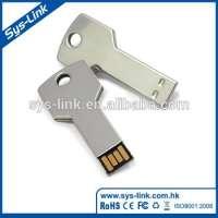 & 20 Metal Key Shape Usb Pen Drive
