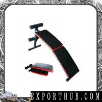 Foldable Sit Up Bench Abdominal Fitness Exerciser Nutateup Bench