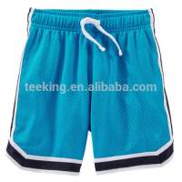 School Basketball Team Uniform Shorts Design