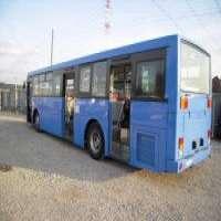 使用的巴士