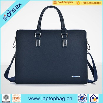Handmade Men Leather Briefcase