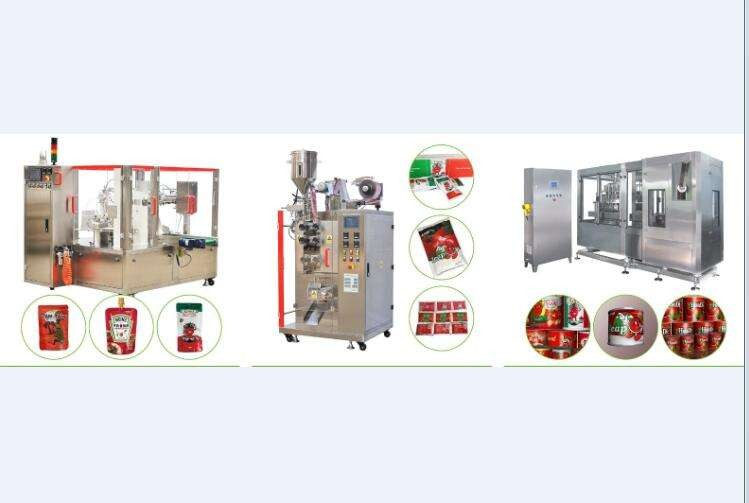 Sachet Packing Machine-Turnkey Project