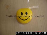 2 Inch PU Stuffed Baseballjuggling Ball