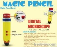 Magic Pencil USB Microscope
