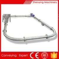 Customized Tube Chain Disc Conveyor