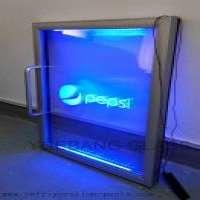 Glass Top Freezers