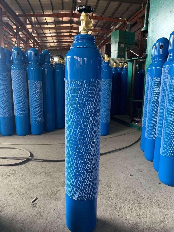 High Pressure Gas Cylinder / Oxygen Cylinder- 50L 200 Bar