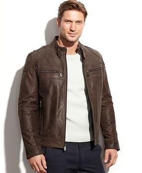 clothing men's coat leather jacket menMen leather jackets