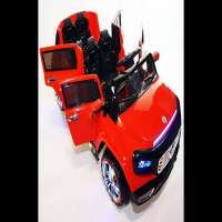 New 4 Door Battery Operated Toy Car