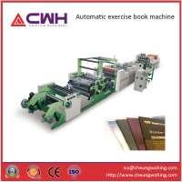 Notebook Making Machines